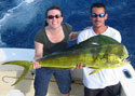 Mahi Mahi caught just two miles off Sunny Isles Beach
