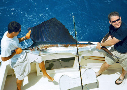 Deep sea fishing miami sailfish hollywood photo gallery for Hollywood florida fishing charters