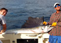 Double header Sails on fishing charter, #2
