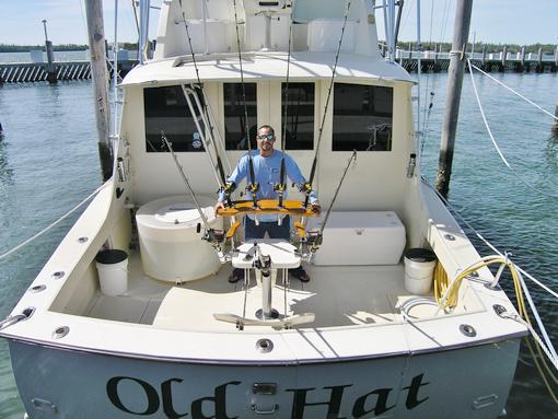 About Old Hat Miami Deep Sea Fishing: Captain, Fishing Boat, Tackle